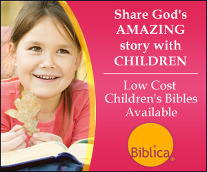 Share God's amazing story with children