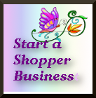 Start your own Personal Shopper Business