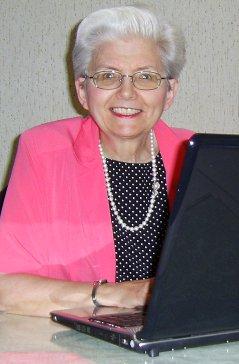 Ruth Marlene Friesen - your friendly shopping Guide.